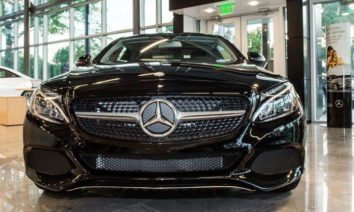 Brand - Mercedes