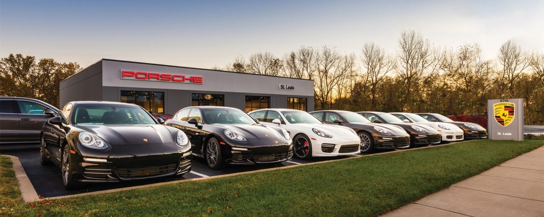 indiGO Auto Group's Porsche St. Louis