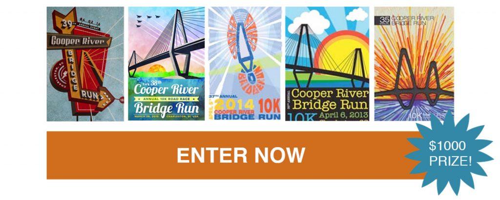 Cooper River Bridge Run Design Contest