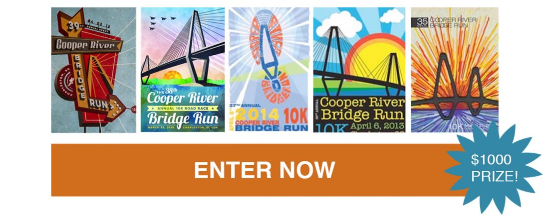 Cooper River Bridge Run Design Contest