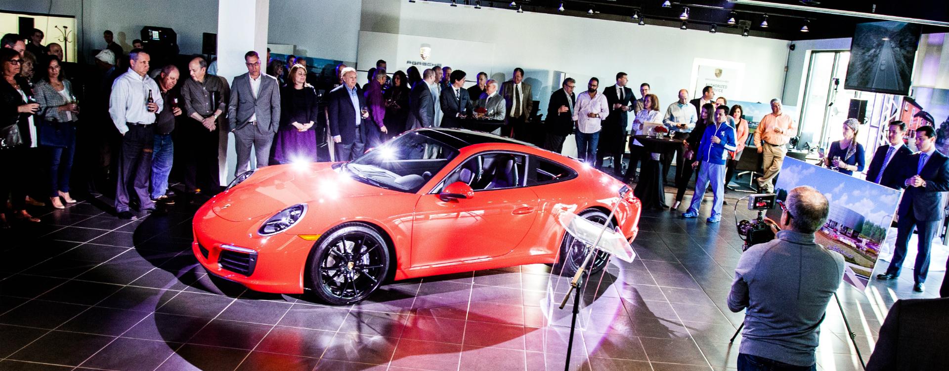 PorscheLaunch