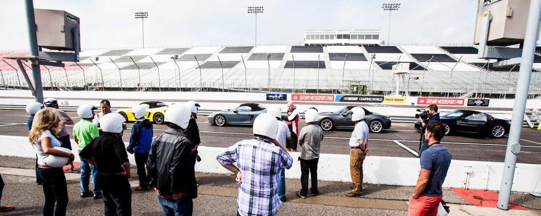 Porsche St. Louis Boxster Launch