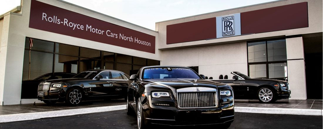 Rolls-Royce Motor Cars North Houston