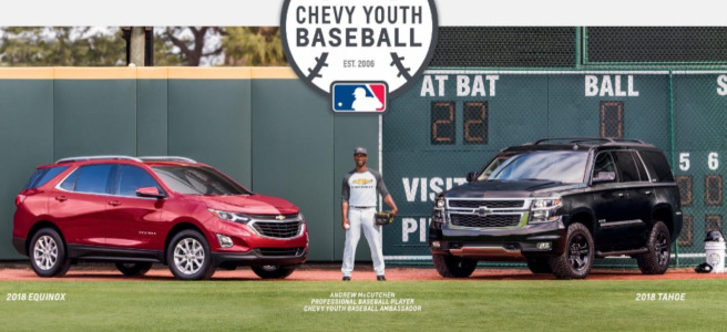 Parks Chevrolet At The Lake Supports Lake Norman Little League