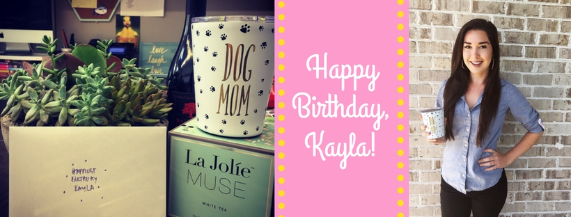 Kayla Birthday