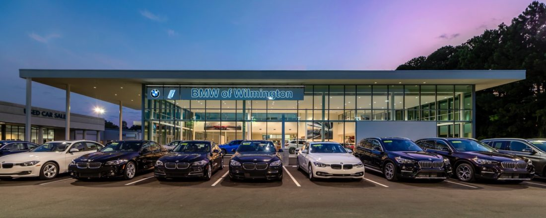 Baker Motor Company S Bmw Of Wilmington Debuts The Ultimate Bmw Facility In The Carolinas